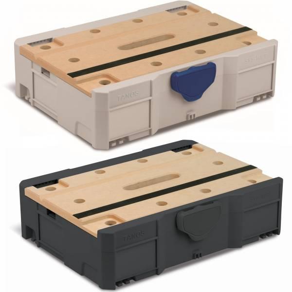 Tanos Multifunktionstisch Sys-MFT Werkbank T-Loc passend zu Festool Systainern
