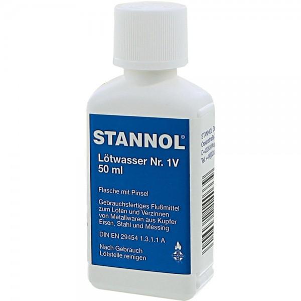 Lötwasser Nr.114033 50ccm Stannol