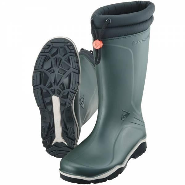 Dunlop Winterstiefel Blizard grün