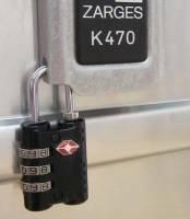 Zarges TSA-Bügelschloss 46789