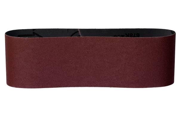 Metabo 10 Schleifbänder 75x533 mm, P 100, Holz+Metall, Extra-Qualität, für Bandschleifer 625932000