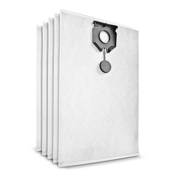 KÄRCHER 5x Vlies-Filtertüten für NT 30/1 28891540