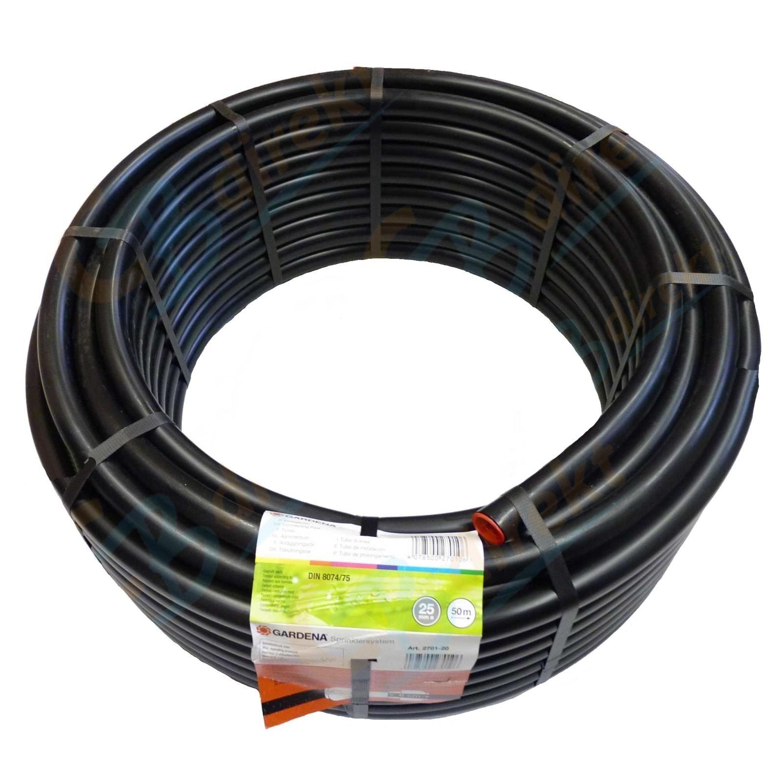 gardena verlegerohr 25 mm 50 m 2701 20 cbdirekt profi shop f r werkzeug sanit r garten. Black Bedroom Furniture Sets. Home Design Ideas