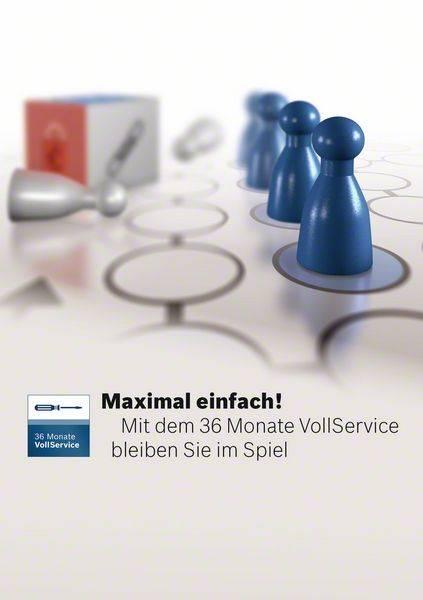 Bosch 36 Monate VollService DE Kategorie D 1600A001NK