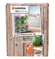 GARDENA NatureUp! Bewässerungsset Vertikal Wasserhahn - 13156