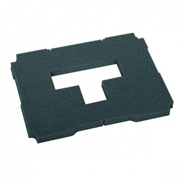 Tanos Würfelmittelpolster 25 mm weich für Systainer T-Loc