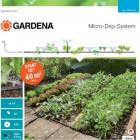 Gardena MDS Start-Set Pflanzflächen für 40 qm mit Sprühdüsen 13015 MPN: 13015-20
