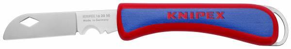 KNIPEX 16 20 50 SB Elektriker-Klappmesser 120 mm