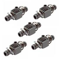 5x Gardena MDS T-Stück 1/2 8331 Micro-Drip-System