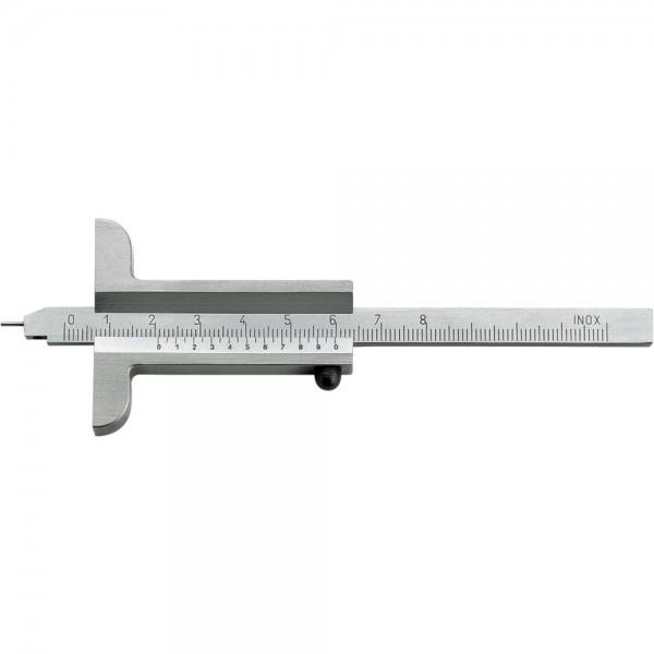 Tiefenmesssch. m.Stift 80mm FORUM