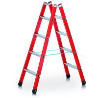 Zarges EFAmix B - Kst-Stufen-Stehleiter 2 x 6 Sprossen 41167