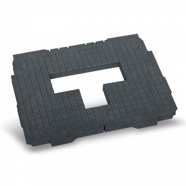 Tanos Würfelbodenpolster 25 mm hart für Systainer T-Loc