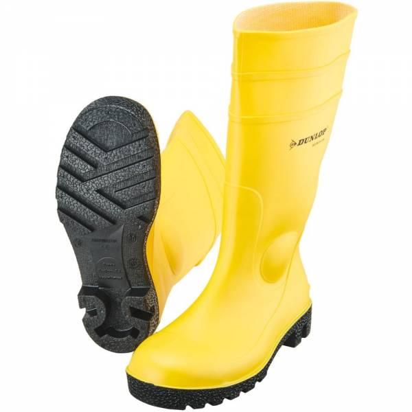 Dunlop Sicherheitsstiefel Protomaster S5 SRA gelb