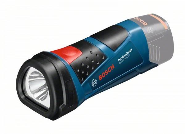 Lampada di alimentato a batteria Bosch GLI PocketLED, solo versione GLI 12V  80 10, 8 Volt  0601437V00