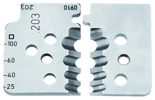KNIPEX 12 19 10 1 Satz Ersatzmesser für 12 12 10