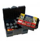 TANOS MINI-systainer® T-Loc III anthrazit Kleinteile mit Boxeneinsatz für MINI-systainer® 8-fach TZT MPN: 80590837