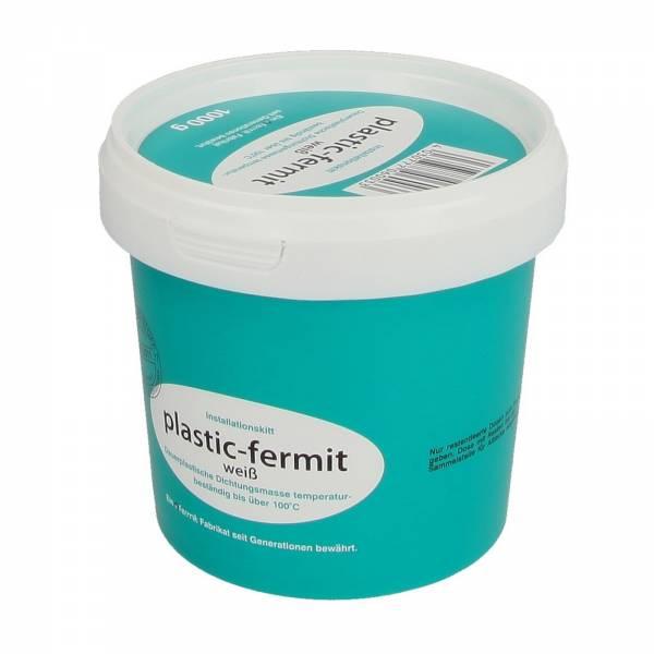 Plastic-Fermit Dichtungsmasse 1kg