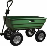 Güde Gartenwagen GGW 300 125l Wanne mit Kippfunktion