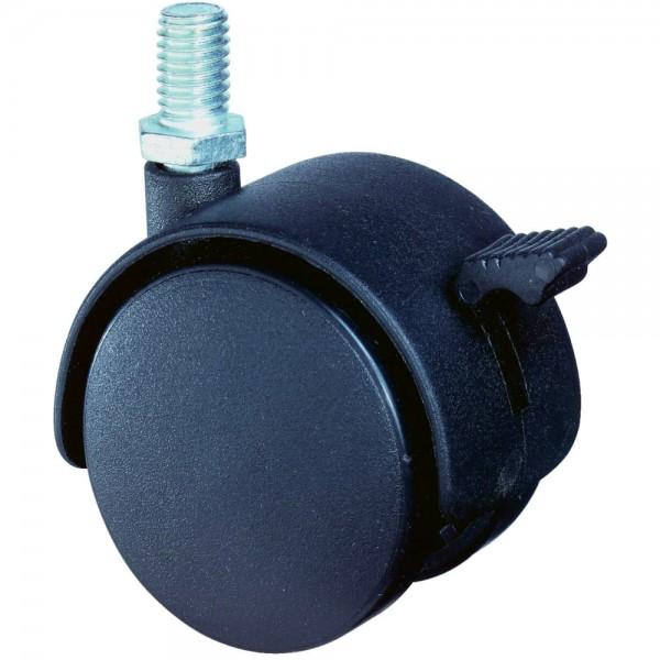 Kunststoff-Doppelrolle F85.040.G08