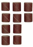 PROXXON Ersatzschleifbänder für Schleifzylinder, Korn 150, 10 Stück 28981