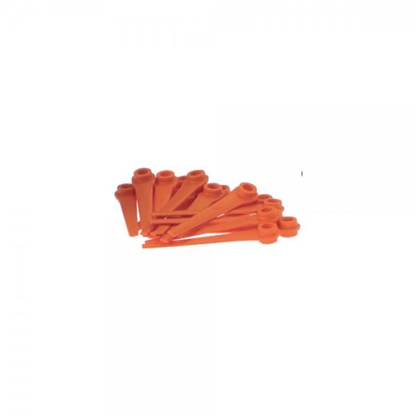 20 gardena rasentrimmer ersatzmesser rotorcut 5368 20 z b easycut accucut ebay. Black Bedroom Furniture Sets. Home Design Ideas