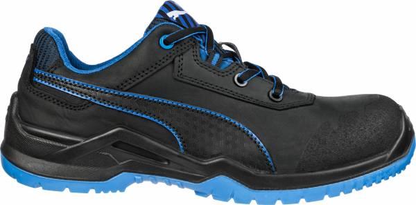 Puma Sicherheitsschuh Argon Blue Low S3 644220 Sicherheitshalbschuh