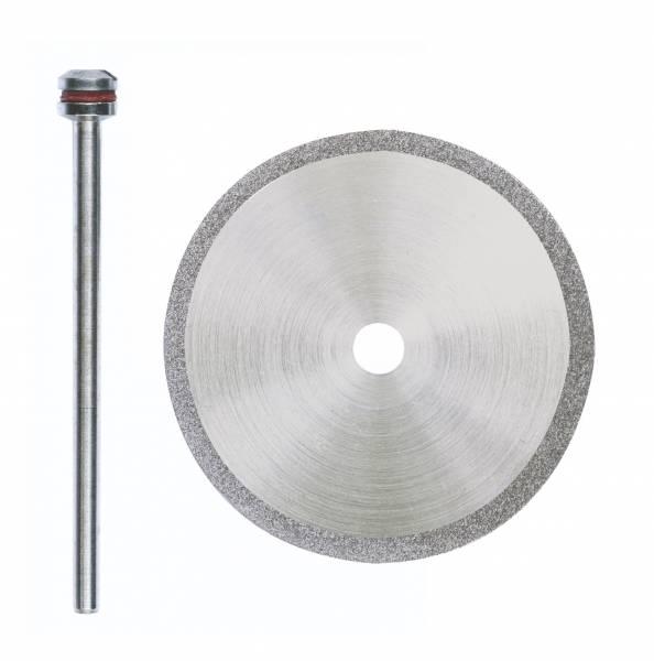 PROXXON Diamantierte Trennscheibe, Ø 38 mm + 1 Träger 28842