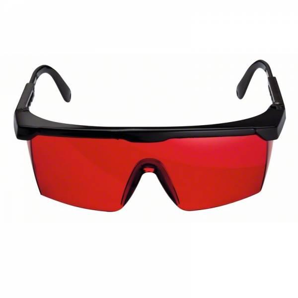 Bosch Laser-Sichtbrille rot für rote Laser-Entfernungsmesser 1608M0005B