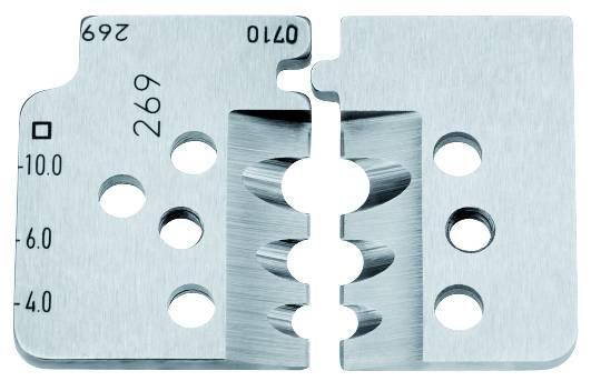 KNIPEX 12 19 12 1 Satz Ersatzmesser für 12 12 12