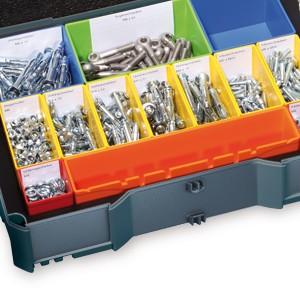 TANOS Beschriftungsset für Boxen Systainer T-Loc I 80500042 performierte Bögen