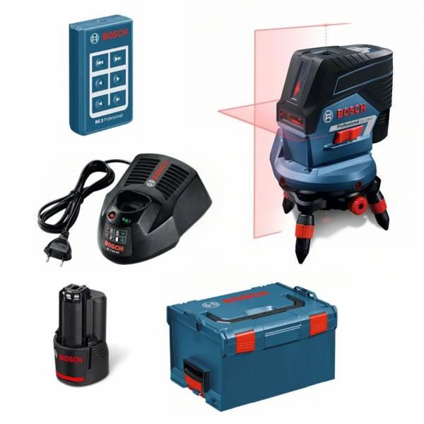 bosch ligne laser gcl 2 50 c avec 1 x 2 0 ah batterie li ion l boxx ebay. Black Bedroom Furniture Sets. Home Design Ideas