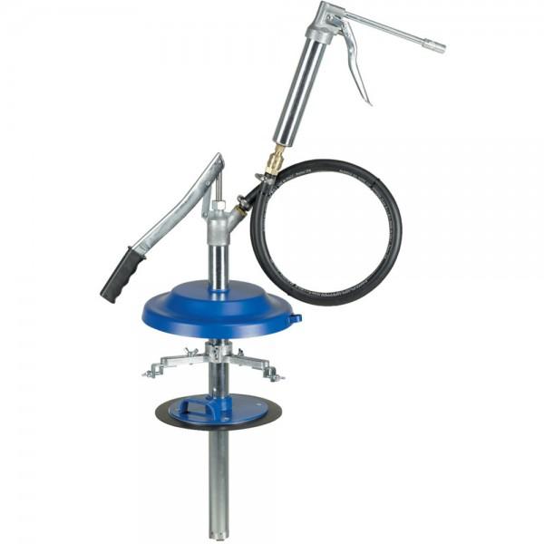 Abschmiergerät m.Handp. 5kg/180-210mm Pressol