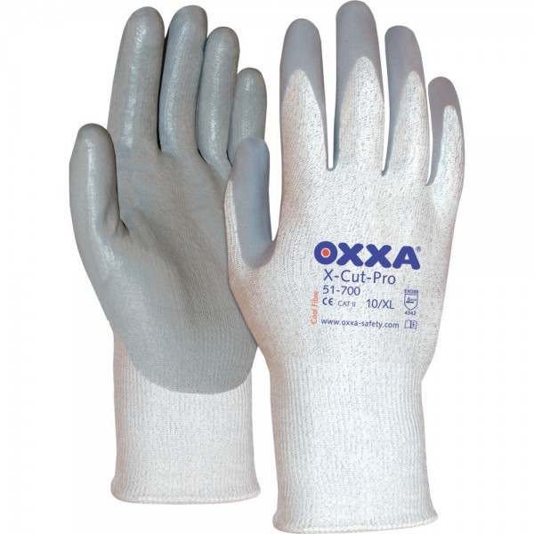 Schnittschutzhandschuh X-Cut-Pro, Gr. 10 VPE 12