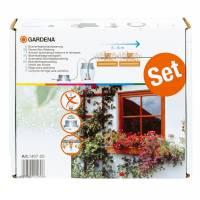 Gardena MDS Blumenkastenbewässerung vollautomatisch 1407 Micro-Drip-System