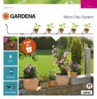 Gardena MDS Start-Set Pflanztöpfe S 13000 Micro-Drip-System MPN: 13000-20