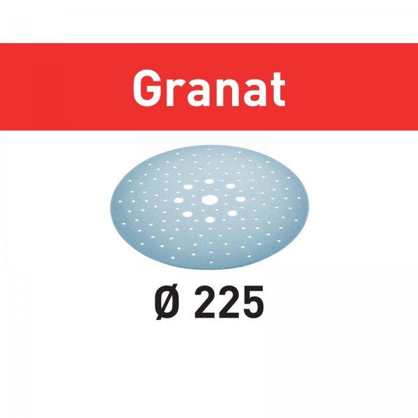 Festool Schleifscheiben STF D225/128 P80-P320 GR/25 Granat AUSWAHL