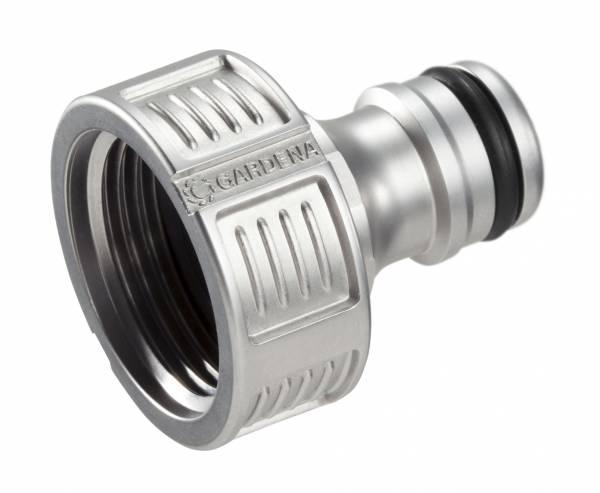 GARDENA Premium Hahnverbinder 26,5 mm (G3/4''), verpackt - 18241