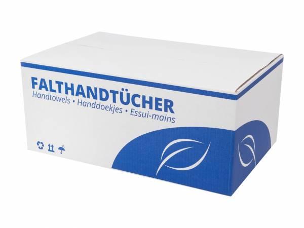 3200 Handtuchpapier hochweiß 2-lagig 25x23cm Z/V-Falz Zellstoff