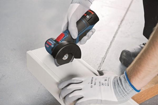 Angolo di batteria BOSCH smerigliatrice GWS  10,8 -76 V-EC / 12V-76 incl L-BOXX  06019F2003