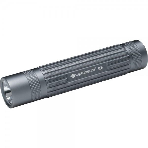 Taschenlampe LED Q3r Akku Suprabeam