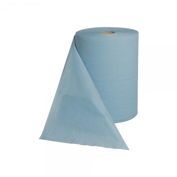 K-Rolle blau 3-lagig 38x36cm 1000 Blatt