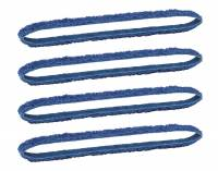 PROXXON Ersatz-Satinierband für RSB/A, 4 Stück 10 x 330, Korn 240 28576