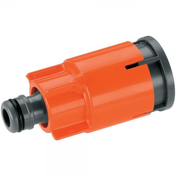 Gardena Cleansystem Wasserstecker mit Stoppventil, 5797
