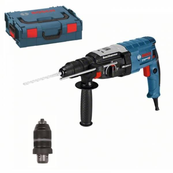 Bosch Bohrhammer mit SDS-PLUS GBH 2-28 F mit L-BOXX 880 W Netzgerät