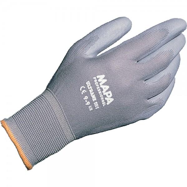 Handschuh Ultrane 551 grau