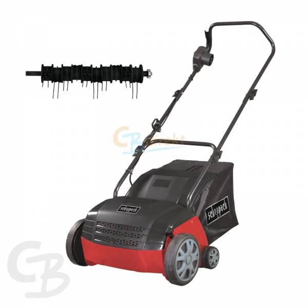 scheppach Elektro-Vertikutierer SA32-13E Arbeitsbreite 32 cm 1300 Watt 5912003901