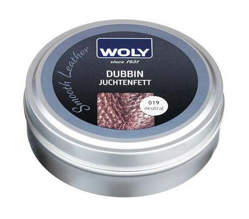WOLY Juchtenfett Dubbin 100 ml farblos