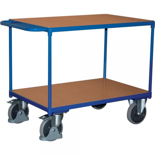 Tischwagen 500 kg 1200x800 mm 2 Böden