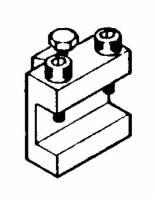 PROXXON Stahlhalter-Element (einzeln) für PD 400 24416