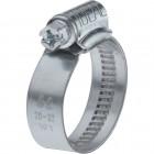 Ideal Schlauchschelle 12mm breit W1 Spannbereich 12-20mm MPN: W112020